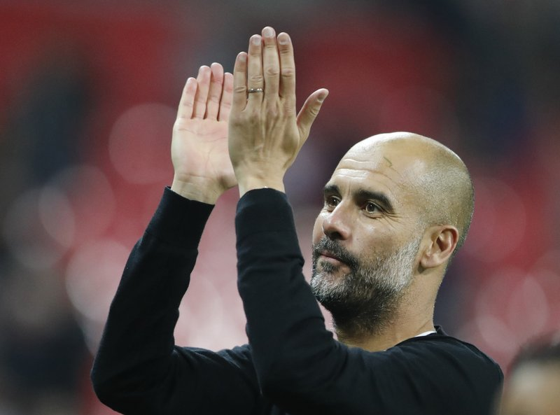 How Guardiola turned Man City into convincing EPL champions