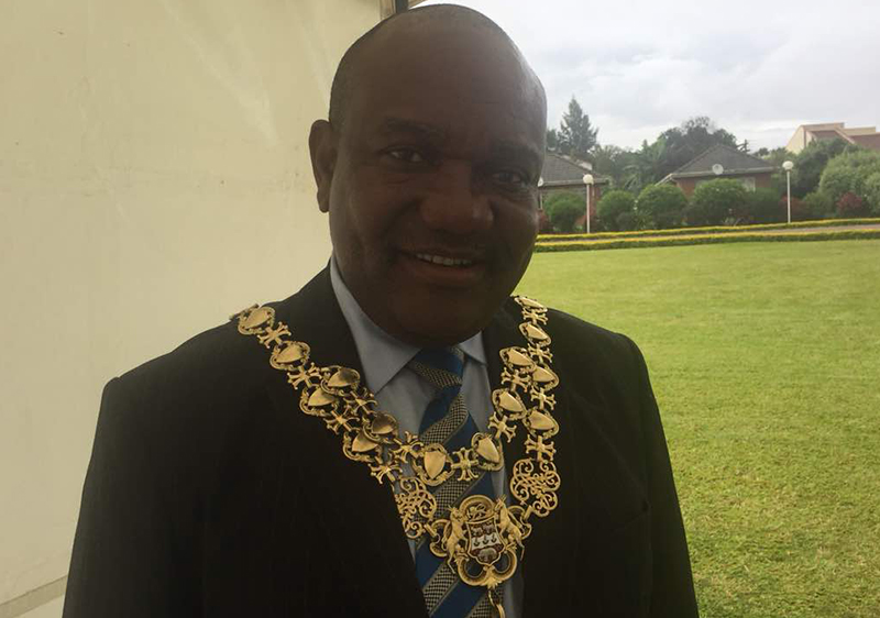 Mayor: New government ends Kasukuwere mayhem at Harare city council