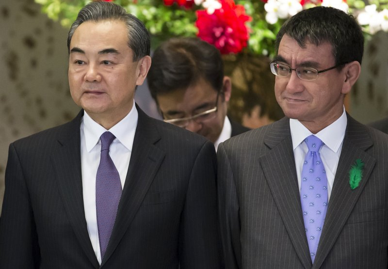 China, Japan resume economic talks after 8-year hiatus