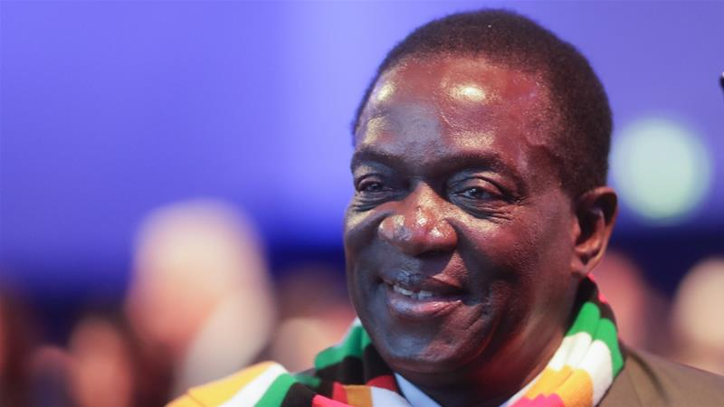 Zanu PF on Mnangagwa's failure to campaign