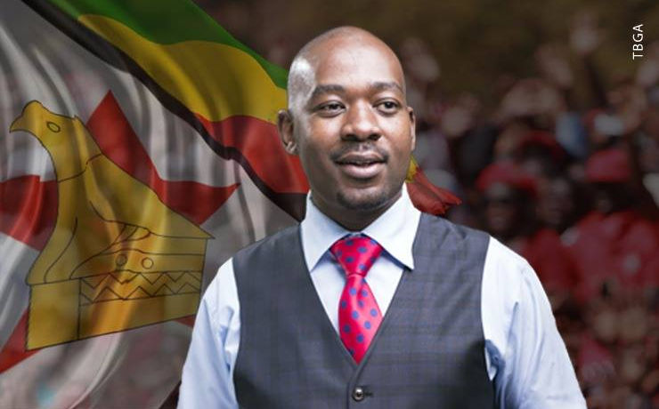 Chamisa demands independence gig invite, confronts Mnangagwa