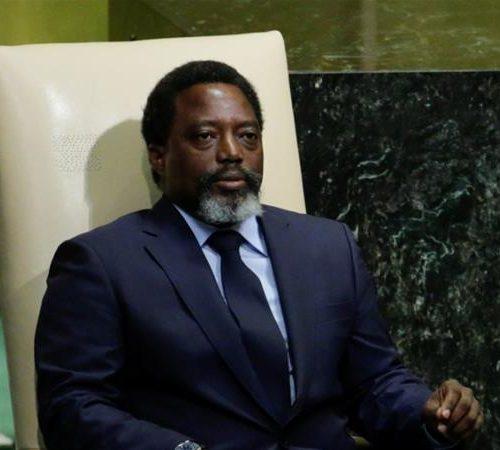 Kabila slams foreign 'blackmail' ahead of DRC vote