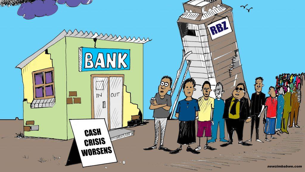 RBZ And The Unending Cash Crisis