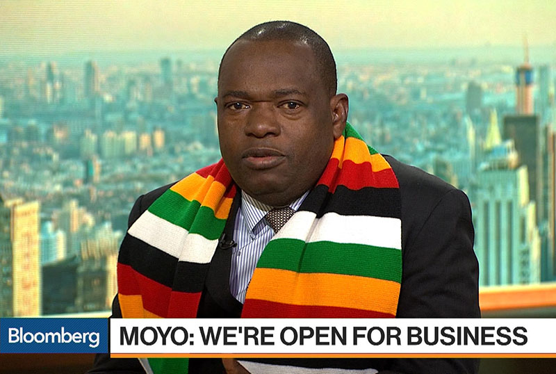 Minister SB Moyo: We are ready to embrace the world