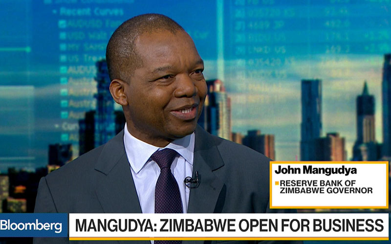 US INTERVIEW: RBZ chief on Zimbabwe investment opportunities