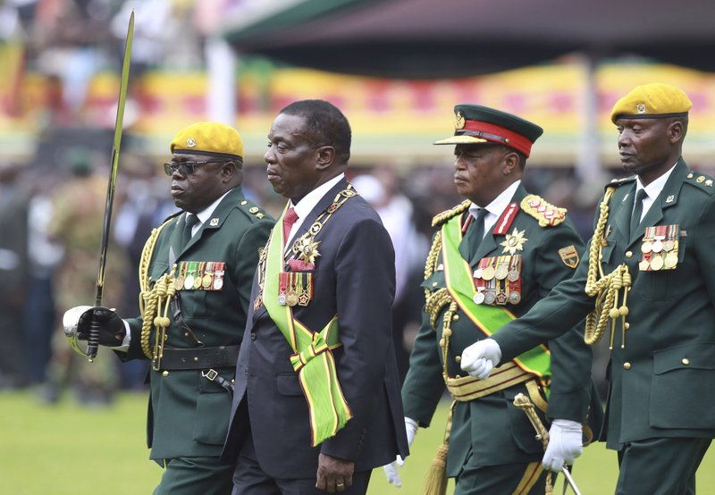 Mnangagwa cuts WEF trip as Zanu PF decides Mugabe fate