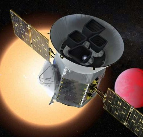 Are we alone? NASA's new planet hunter aims to find out