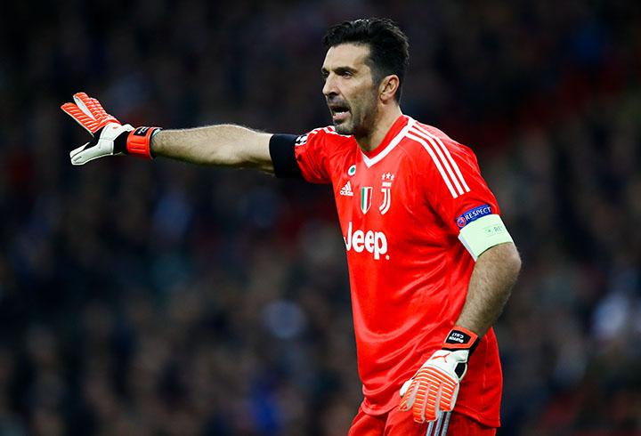 Buffon should watch his mouth, says Italian ref chief