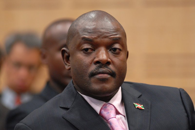 Fearing bloodshed, Burundi faces vote on president's power