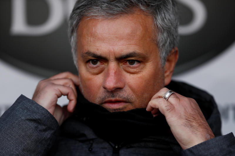 Man Utd lacked desire, says Mourinho after fall to Brighton