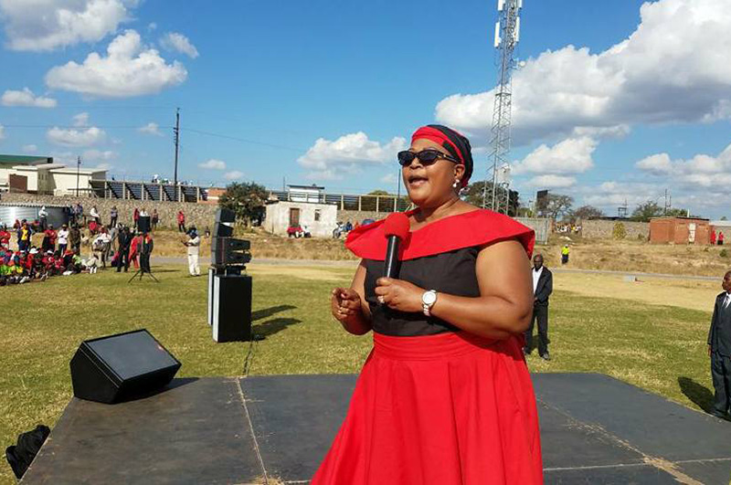 Khupe to Chamisa: You can be millions but still doing the wrong thing