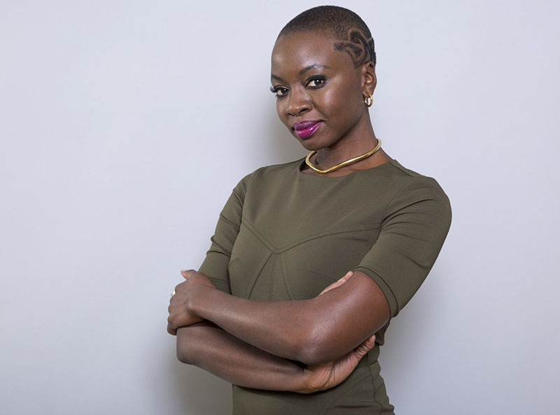 'Black Panther' star Danai Gurira slays screen and stage; her latest play opens soon