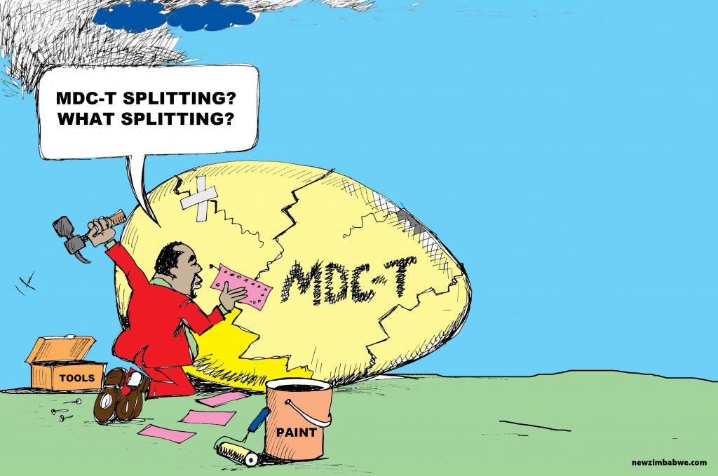 MDC T Not Splitting