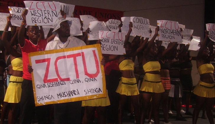 NURSES: Govt exploits the unemployment it created, says ZCTU
