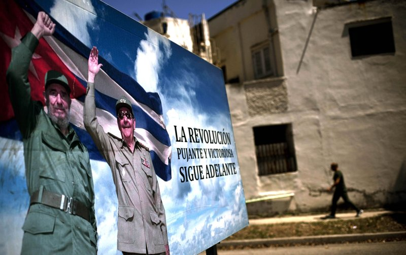Diaz-Canel replaces Raul Castro as Cuba's presiden