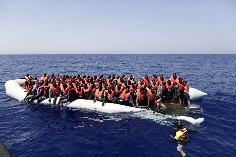 Many missing as migrant boat sinks off Tunisia