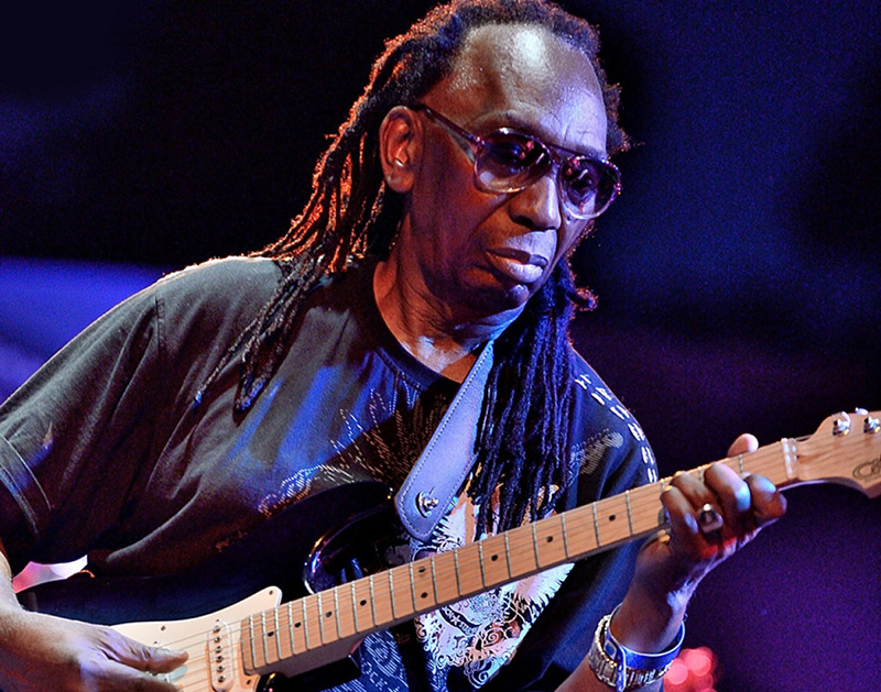 Harare now 'a ruin' because of corruption, says Thomas Mapfumo