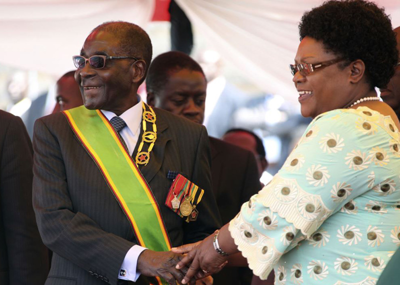 Mujuru traces steps back to Zanu PF – report