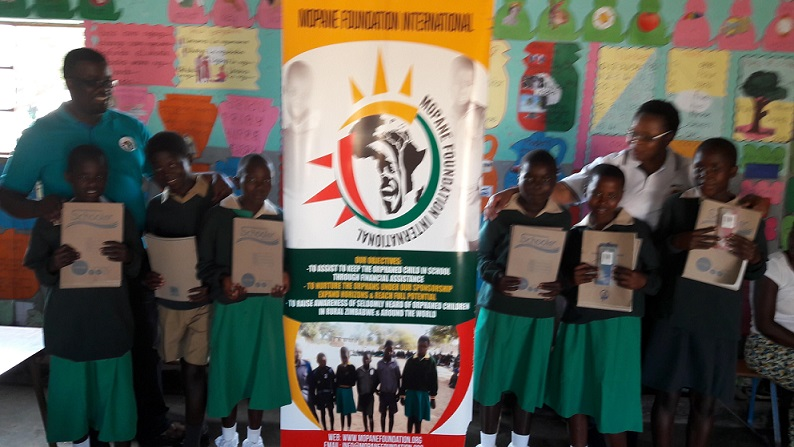 UK charity fund raises for Bulawayo children's educational camp