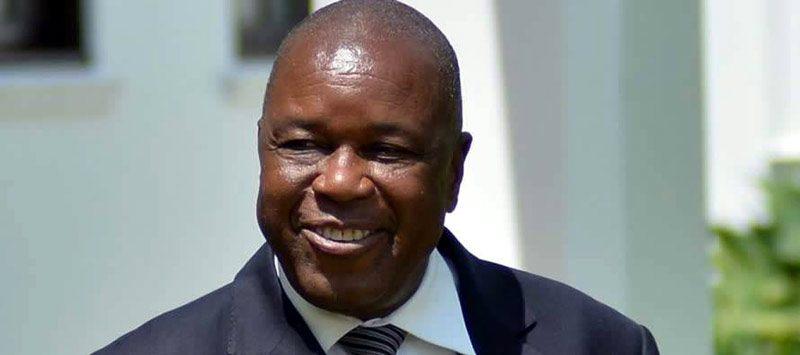 Zim diamond, tobacco sectors should turn to China-Mutsvangwa