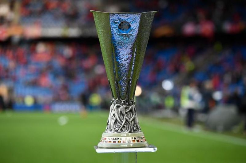 Europa League trophy stolen — and recovered — in Mexico