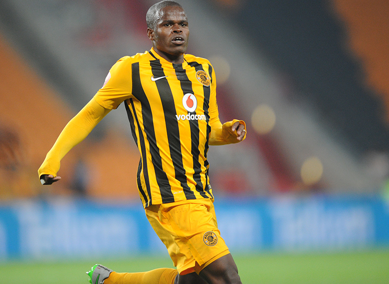 Willard Katsande believes in Kaizer Chiefs process under Giovanni Solinas