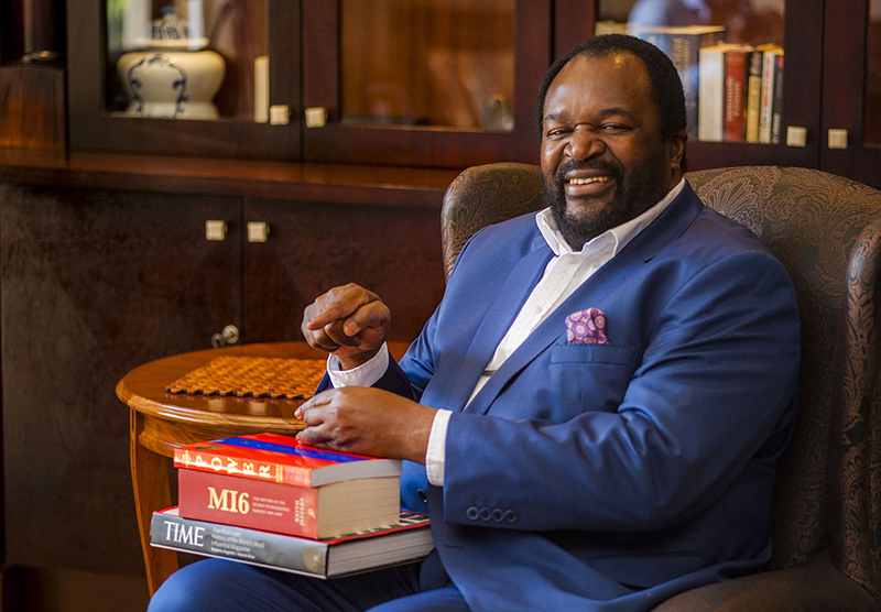 LISTEN: James Makamba recorded arranging payments for journalists