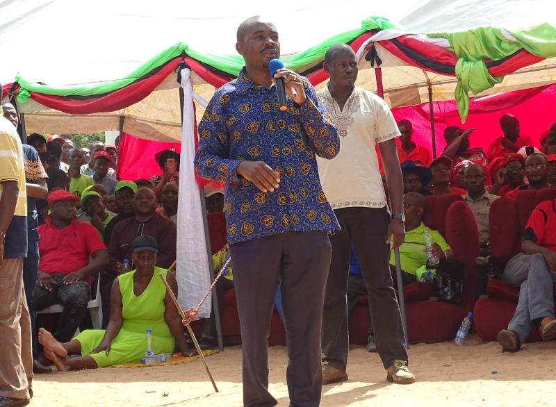 Chamisa: Zim on autopilot since independence, time to dump Zanu PF