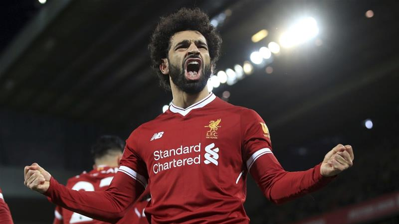 Moh Salah in two goals, two assists as Liverpool beat Roma 5-2