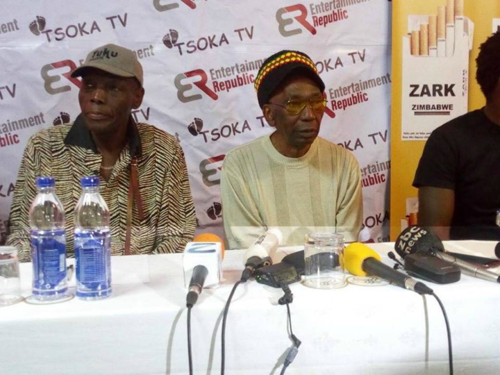 Tuku and Mukanya speak on who is the greatest between the two legends