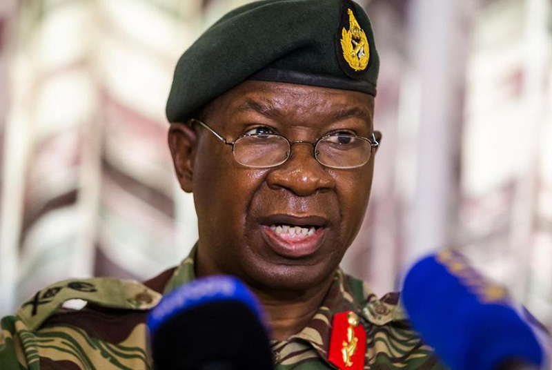 Zim army General: Rhodes can be an inspiration to the young generation