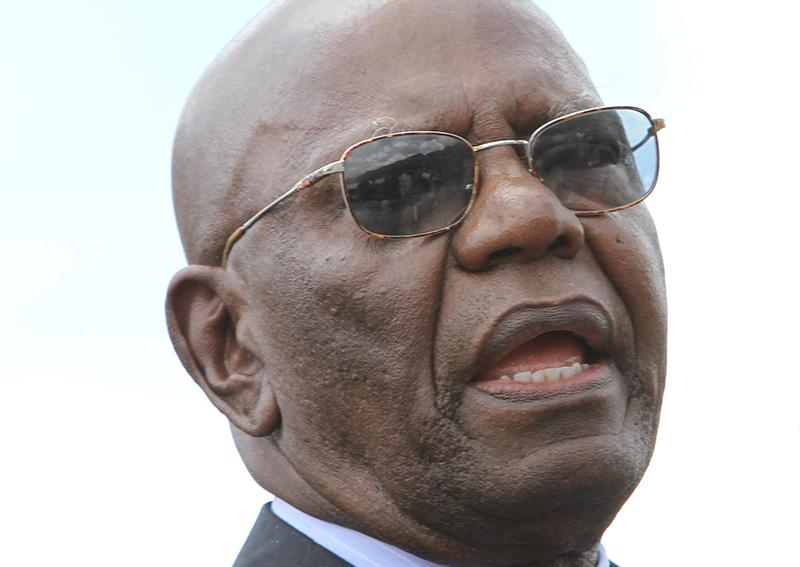 Expelled Zanu PF loyalists Didymus Mutasa, Jabulani Sibanda bounce back