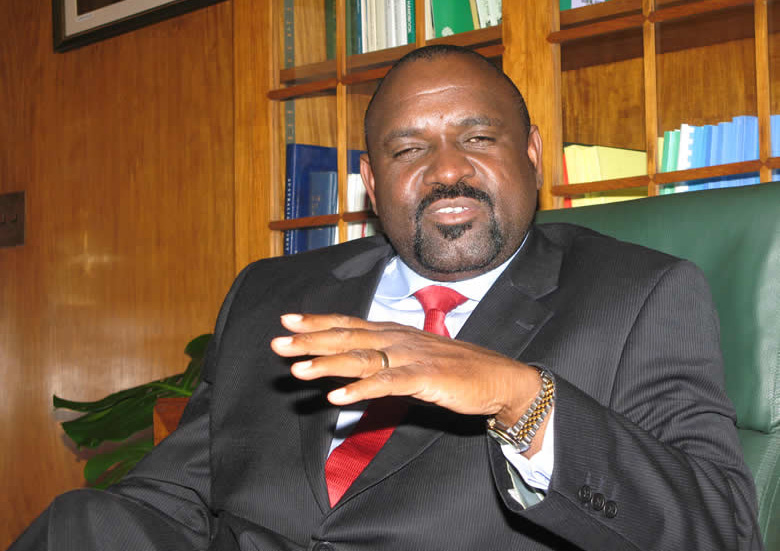Former MDC-T Chair Lovemore Moyo To Keep His Distance From Warring MDC Factions