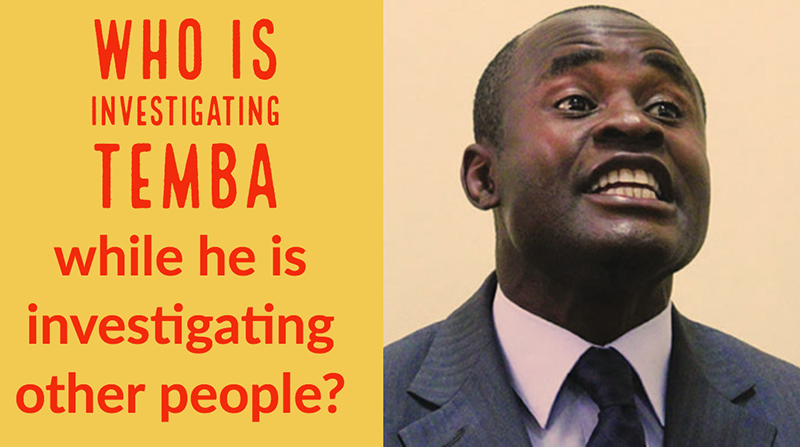 Temba Mliswa: Case of the devil doing God's work?