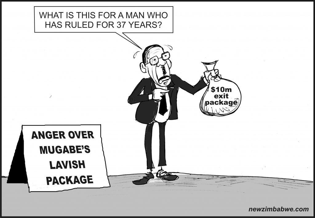 Hefty Package For Mugabe
