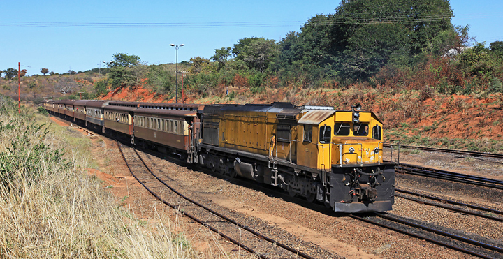 NRZ rejects blame for Zim wheat stuck at Beira amid bread shortages