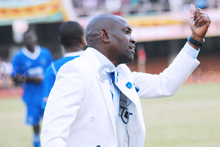 Dynamos fire head coach Mutasa as relegation worries set in