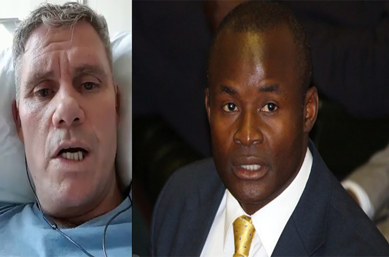 WATCH: 'Robbed' of his business by Mliswa, cancer-fighting Westwood demands justice