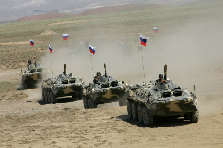 Sanctions force Russia to cut defence spending: study