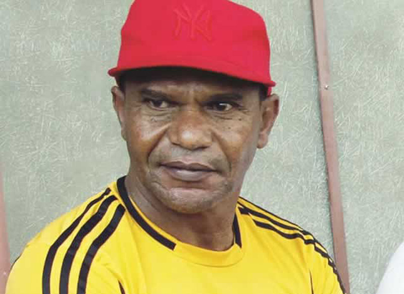 No joy for Joey Antipas, Warriors caretaker coach unqualified