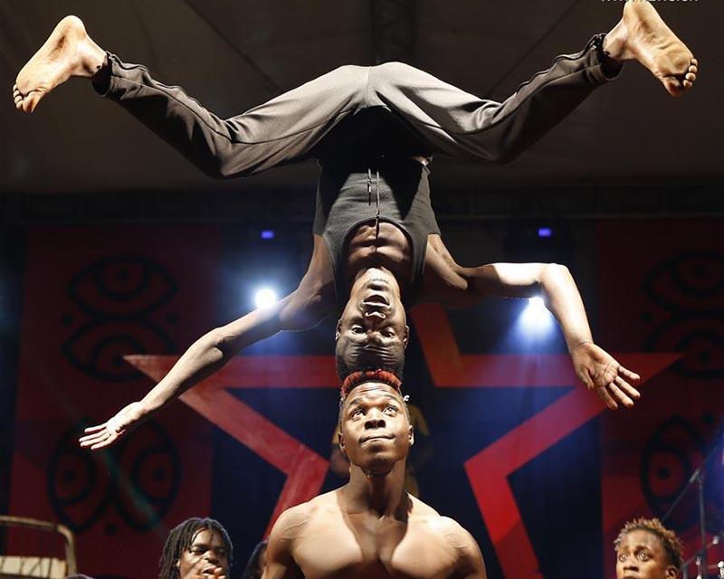 PICTURES: Zimbabwe's premier arts, culture festival roars into life