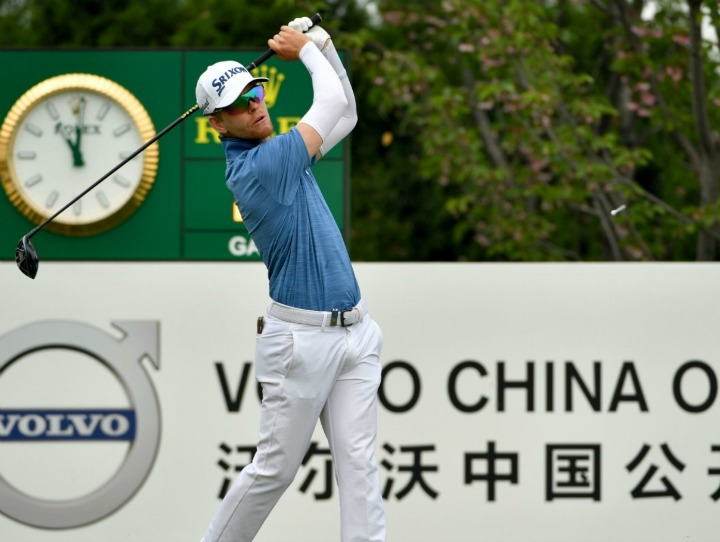 Zim golf star closer to maiden Asian Tour victory