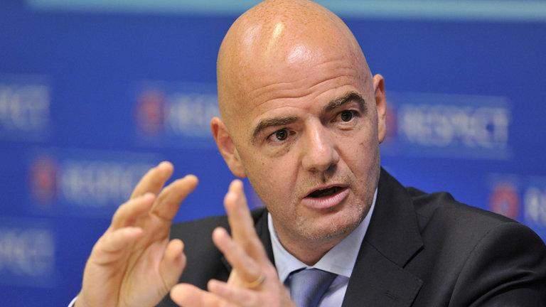Fifa proposes mini-World Cup
