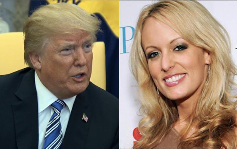 Trump admits reimbursing lawyer for porn star payoff