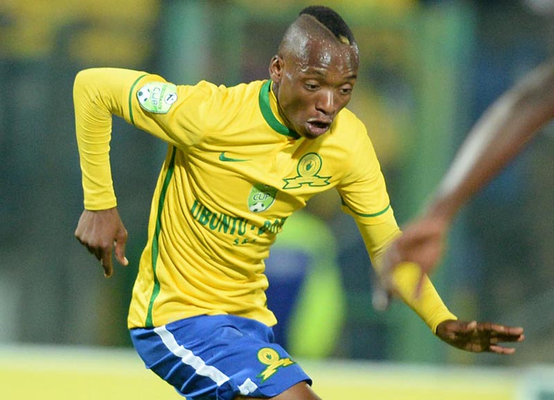 Sundowns coach says Khama Billiat is leaving on a high note; Zim star targeted by Azerbaijani side