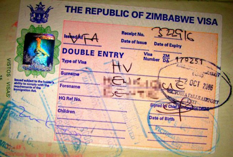 Zim rolls out online visa application and payment system