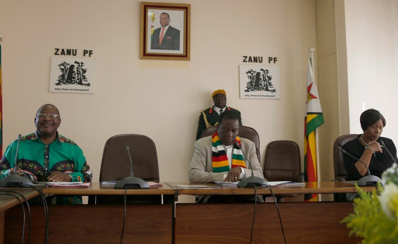 Zanu PF Politburo nullifies disputed primary elections results, orders a rerun