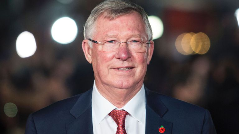 Alex Ferguson in intensive care after surgery for a brain haemorrhage