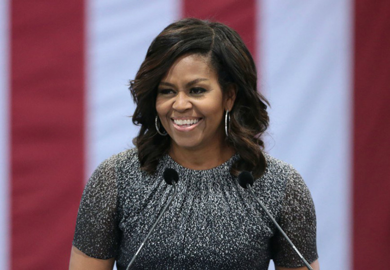 Michelle Obama to visit 10 cities for 'Becoming' book tour