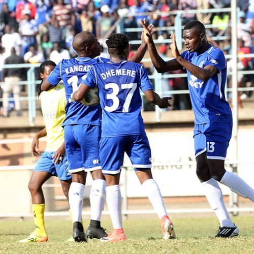 Fading giants Bosso, DeMbare seek derby boost